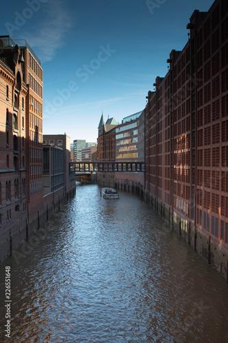 Foto Murales Speicherstadt