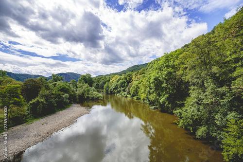 Foto Murales Flussszene
