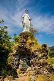 La Vierge Marie de la Chapelle Monolithe de Fontanges - 226558609