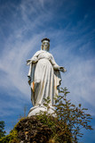 La Vierge Marie de la Chapelle Monolithe de Fontanges - 226558655