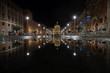 Quadro Petersdom gespiegelt