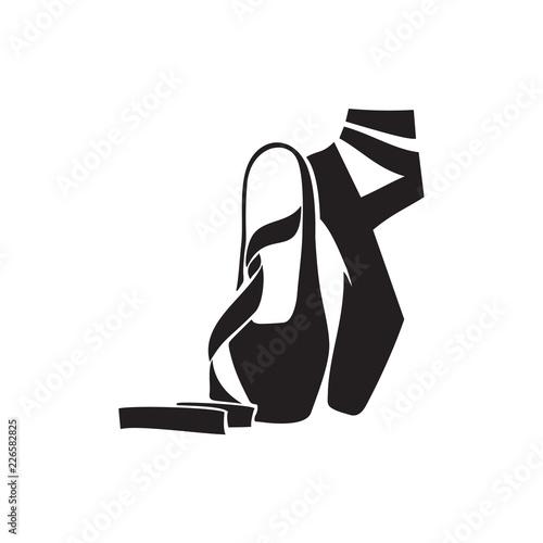 Vector ballet pointers © ID designer