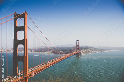 Fototapeta Golden Gate