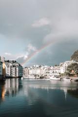Alesund City Views © Anna