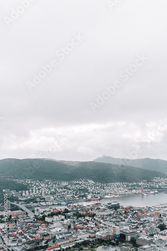 Bergen From Above - 226690205