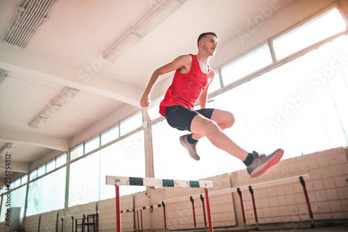 Foto Murales Jump