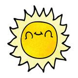 cartoon doodle sunshine - 226758618