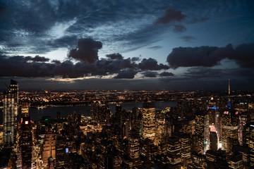 Manhattan Skyline © Umid