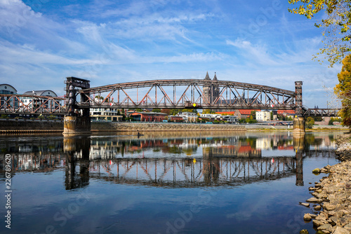 Foto Murales Magdeburger Hubbrücke