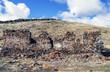Rock building mining ruins in Northern Nevada.