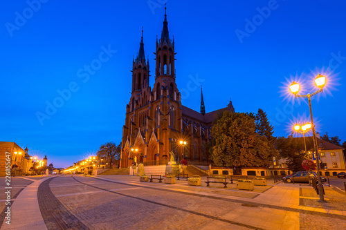 Fototapety, obrazy : Basilica of the Assumption of the Blessed Virgin Mary in Bialystok, Poland