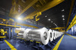 Quadro Packed rolls of steel sheet, Cold rolled steel coils