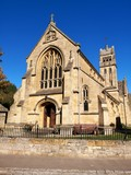 catholic church chipping campden cotswolds gloucestershire england uk