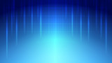 Abstract blue light and shade creative technology background. Vector illustration. - 226974690