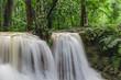 low speed shutter image of Huay Rua Waterfall - 227046098