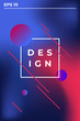 Abstract color gradient background. Modern sreen background for mobile app and web. Soft gradient. Design with neon, stroke, line and flow. Vector illustration.