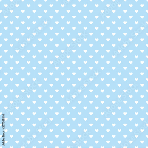 Fototapeta Hearts seamless pattern design any love concept. Wallpaper background mini hearts for valentine's day,mother's day.