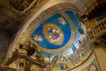 """Постер, картина, фотообои """"Santa Croce in Gerusalemme Rome"""""""