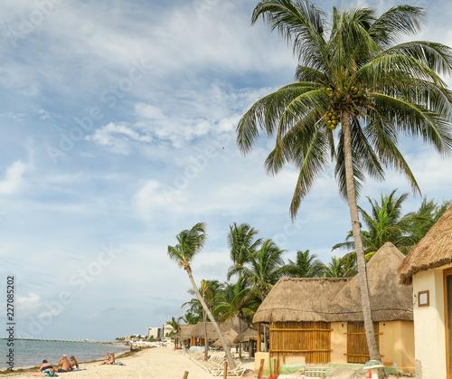 beach in Mexico - 227085202