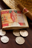 Cuban Money Che Guevara And Cigar