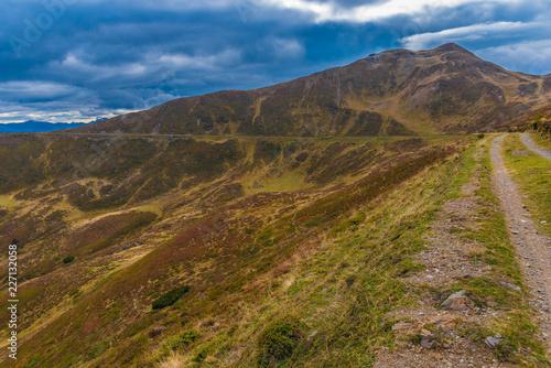 Alpiner Bergweg