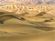 Quadro Morning light in Death Valley sanddunes