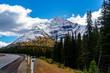 Spectacular fall scenery in Kananaskis Country, Alberta, Canada.