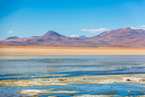 Amazing landscape scenario in Bolivia, South America