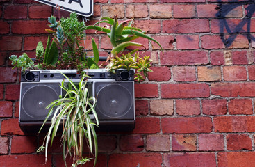 Street Art Beat Box