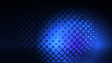 Abstract blue light and shade creative background. Vector illustration. - 227254843