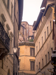 Old Street of Sienna