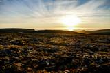 sunset over sea, in Norway Scandinavia North Europe - 227266818