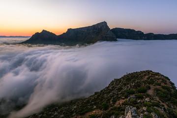 Cape Town Table Mountain Aerial Landscape © Janik Alheit