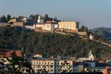 Veste Oberhaus in Passau im Spätsommer
