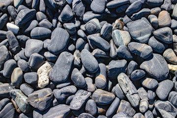 rock stone background,Lipe island, Koh Lipe, Satun province Thailand