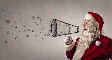 Influencer Santa