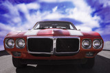muscle car - 227319697