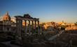 Quadro Forum at Rome