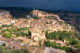 Alquezar, beautiful medieval village in Huesca, Spain