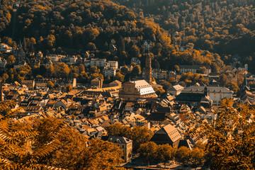 Herbstliche Altstadt © Bjrnrs