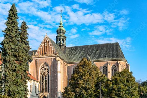 Europe. Czechia. Brno. Old Catholic Church - 227344850