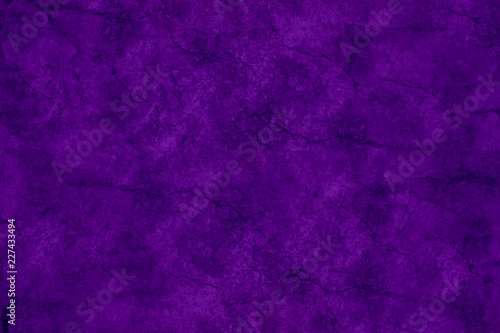abstract canvas textured purple background - 227433494