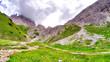Quadro Beautiful summer colors of Dolomites, Europe