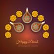 Diwali Festival Background - 227465289