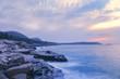 Sunrise at Monument Cove, Acadia National Park, Maine