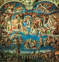 """Постер, картина, фотообои """"The Last Judgment - Italy"""""""
