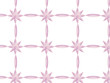 Linear vector pattern, repeating petals - 227623686