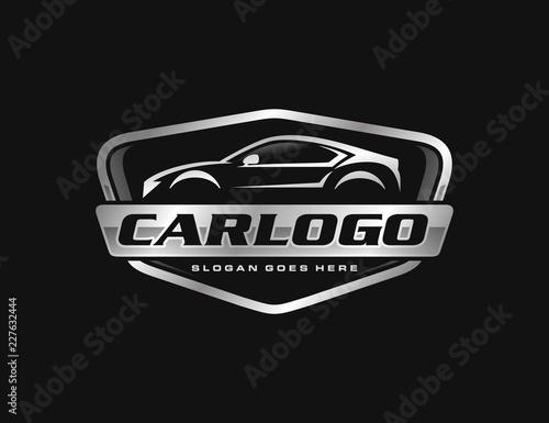 Automotive car logo template - 227632444