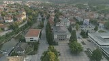 Troyan Downtown Aerial - 227650684