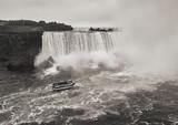 Niagara falls from Canada side
